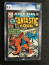 Fantastic Four Annual #9 1971 CGC 8.5 VF+