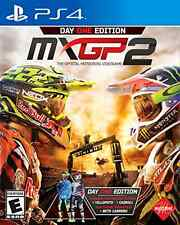 MXGP2 PlayStation 4 PS4 Edition Video Game Motorcycle Motocross Race New