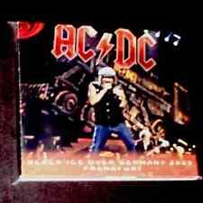 AC/DC Limited Collectors Edition ULTRARARE 2CD Metallica Motörhead Iron Maiden