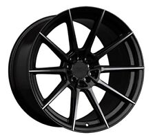 18x8.5 XXR 567 5x108/112 +35 Phantom Black Rims (Set of 4)