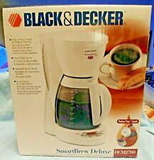 Black & Decker SmartBrew Deluxe DCM2700