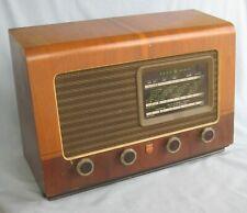 More details for vintage ekco a144 valve radio