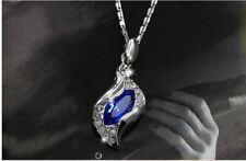 Fashion Austria Crystal Stone Horse Eye Pendant Necklace Jewellery Earring Stud