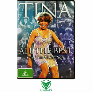 Tina All The Best The Live Collection DVD [T]