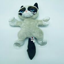 Grumpy Cat Window Cling on Plush Ganz 11""