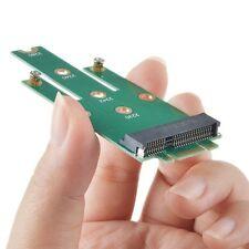 mSATA Mini PCI-E 3.0 SSD to NGFF M.2 B (SATA Interface) Adapter Card TS