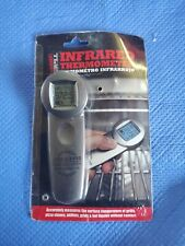 Expert Grill Infrared Laser Sighted Grill Oven Thermometer New & Sealed