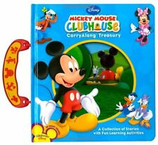 Disney Mickey Mouse Clubhouse: A Carryalong Treasury by Disney Mickey Mouse Club