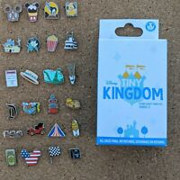 Tiny Kingdom Mini Pin 2020 Disneyland Series 2 Limited Release LR [Pick One]