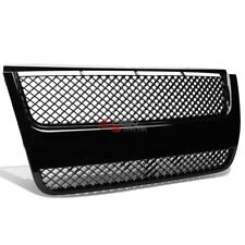 2006-2010 FORD EXPLORER U251 SUV BLACK MESH ABS FRONT SPORT GRILL COVER GUARD