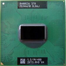 CPU Mobile Intel Celeron 370 1.5 GHz SL86J M370 M 370 1.5/1M/400 socket 478