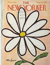 1974 New Yorker May 27 - The Flower of my Youth by Birnbaum