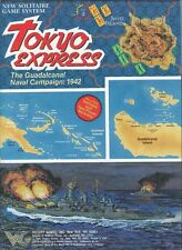Avalon Hill Tokyo Express Solitaire Game PDF Reference Disc + Free P&P