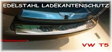 VW T5 AB 2010- Bumper Protection with Profiled Fit + Chamfer CR