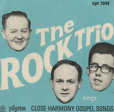 """The Rock Trio - 7"""" Ep 1967 / Gospel"""