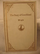 The Story of Goochland Virginia Wight Richmon press 1935 old first edition hard