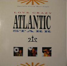 ATLANTIC STARR love crazy/under your spell MAXI 12 RARE