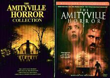 AMITYVILLE HORROR 1-2-3+Remake+Confidential-NEW 5 DVD