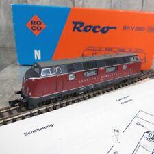 ROCO 23257 - SPUR N - DB - Diesellok V200 035 - analog - OVP - #D42223