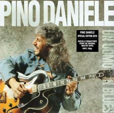 DANIELE PINO UN UOMO IN BLUES (REMASTERED 2017) VINILE LP 180 GRAMMI NUOVO
