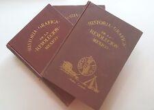 1940s RARE 3 Volumes BOOKS 1000s of photos about Mexican Revolution CASASOLA