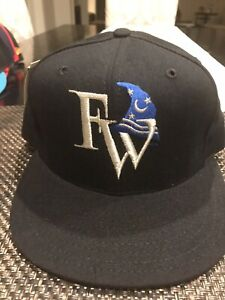 Fort Wayne Wizards New Era 5950 Hat Cap Size 7 NWT Made In USA