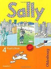 Sally D/E 4 Schülerbuch: Lehrwerk für den Englischunterr... | Buch | Zustand gut