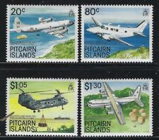 Pitcairn Island 1989 Aviation Events set Sc# 323-26 NH