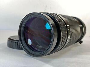 [Optical Mint] Nikon AF NIKKOR 75-300mm F/4.5-5.6 ZOOM Lens for F Mount JAPAN