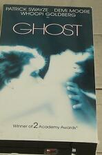 Gently Used VHS Video, Ghost, Demi Moore, Patrick Swayze, VG COND