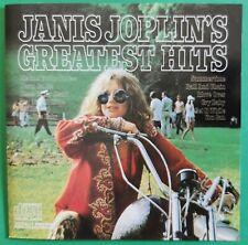 25¢ CD~ JANIS JOPLIN'S Greatest Hits ~PSYCHEDELIC/SOUL/BLUES ROCK ~VGd ~Cry Baby