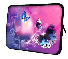 "LUXBURG 17"" Inch Design Laptop Notebook Sleeve Soft Case Bag Cover #DG"
