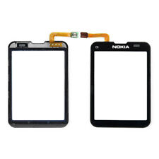 New Nokia OEM Front Touch Screen Glass Lens for C3 TOUCH C3-01 - BLACK