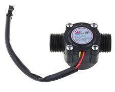 Water Flow Sensor Flowmeter Hall Flow Sensor Module Water Control 1 30lmin