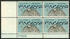 #1237 5c The Sciences, Plate Block [27626 LL], Mint **ANY 4=FREE SHIPPING**