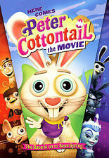 Peter Cottontail: The Movie DVD Region 1 NEW Sealed