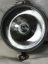 1 Vintage Oldtimer Lucas Chrom Scheinwerfer Rund Nebelscheinwerfer