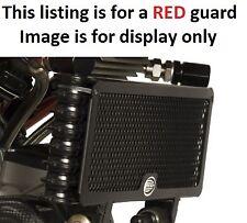 Ducati Hypermotard 1100 EVO R&G Racing Red Oil Cooler Guard OCG0007RE