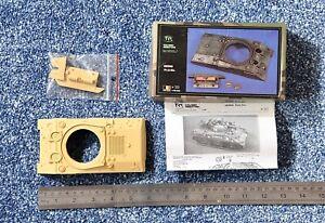 Verlinden 1:35 Sherman M4 Hull resin parts #333