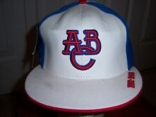 NEW Atlanta Black Crackers Negro League Sz 7 3/4 Fitted Hat NL Museum Never worn