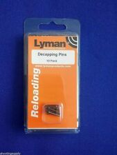 Lyman Decapping Pin 10 Pack 7837786 New