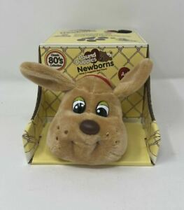 """Pound Puppies Tan Puppy 7"""" Adorable Retro Toy And Gift! New 2020"""