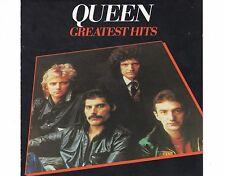 CD QUEEN greatest hits UK 1994 BLACK LABEL EX+