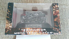 TERMINATOR SALVATION MOTO FIGURE BIKE EDICION COLECCIONISTA LIMITADA + 2 DVD