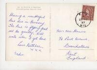 FPO 972 Postmark 1967 Minden in Westfalen Postcard 448b