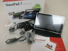 ViewSonic ViewPad 7 Android Powered Tablet Boxed