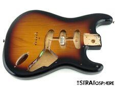 2021 Fender ROBERT CRAY Strat HARDTAIL BODY Stratocaster Parts Sunburst