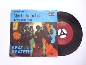 "Small Faces ""Sha-la-la-la-lee / Grow your own"" - 1966 RARE!!"