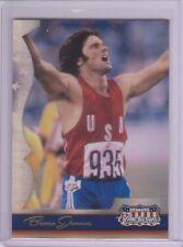 2007 DONRUSS AMERICANA BRUCE CAITLYN JENNER HOBBY FOIL CARD ~ OLYMPIC DECATHLON