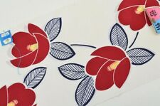 =Japanese Tanmono Vintage Kimono Fabric bolt Yukata 7nfuji29125